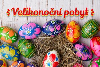 Velikonoční pobyty