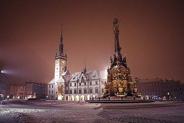 Adventní pobyt v Olomouci