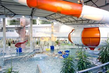 Aquapark se slevou