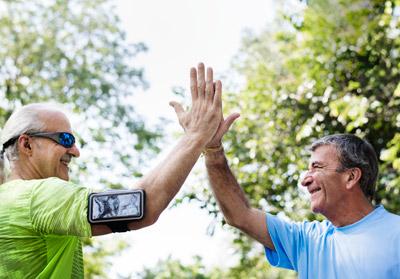 Pobyt pro aktivní seniory